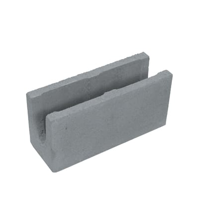 Bloco Estrutural Canaleta CL 090