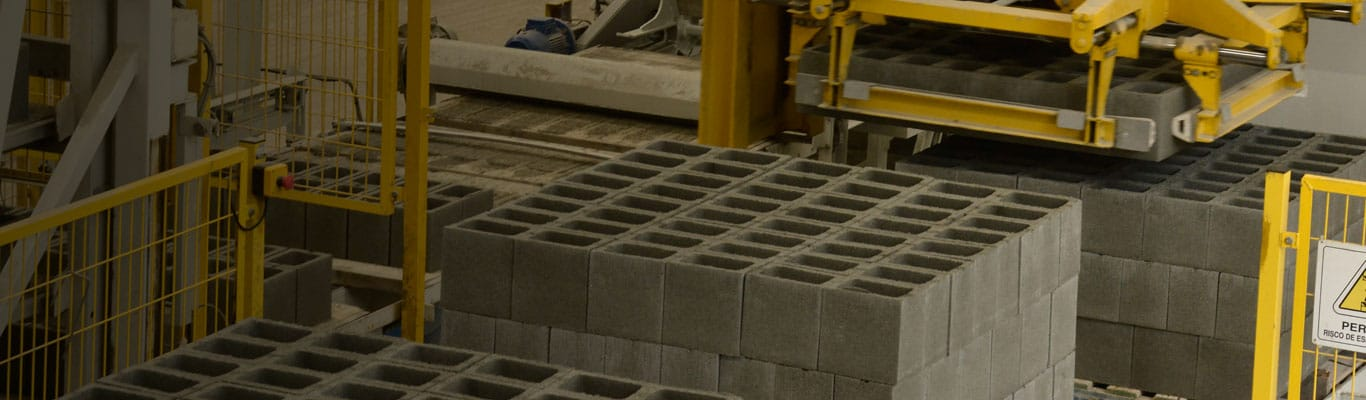 F brica de blocos e pisos de concreto quita na for Fabrica de pisos
